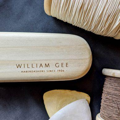 Premium Tailors Pressing Clapper - William Gee