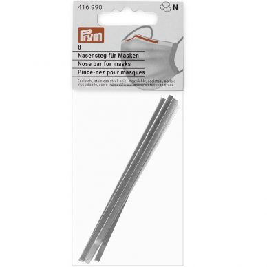 Prym Nose Bars for Face Masks - 416990 - William Gee UK