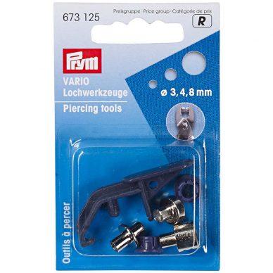 Prym Vario Piercing Tools 673125 - William Gee UK