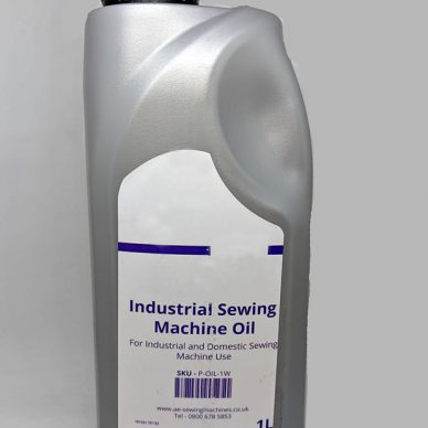 Sewing Machine Oil 1L Bottle - William Gee UK