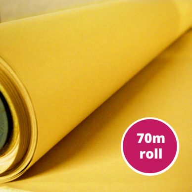 Buff-manilla-Card-70m-roll-yellow-William Gee UK