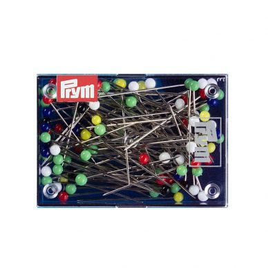 Prym Glass Headed Pins Assorted - William Gee UK