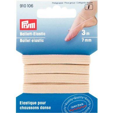 Prym Ballet Elastic 7mm 910106 - William Gee UK