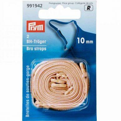 Prym Bra Straps 10mm Nude 991942 - William Gee UK
