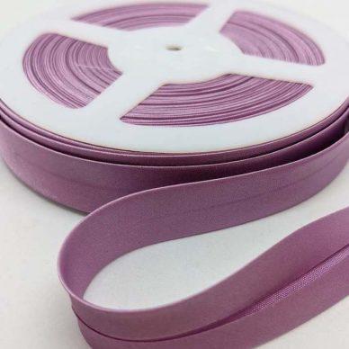 Satin Bias Binding 19mm Freesia - William Gee UK