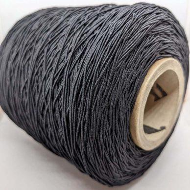 Shirring Elastic Black - William Gee UK