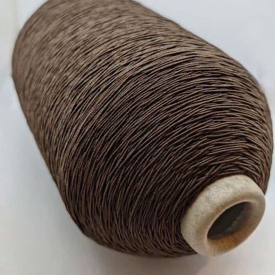 Shirring Elastic Brown - William Gee UK