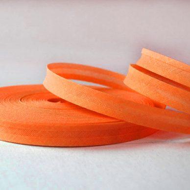 Bias-Binding-Cotton-Citrus-Orange-William-Gee-UK