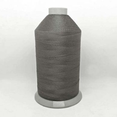 Coats Polyfil Glace 75 Sewing Thread Grey - William Gee UK