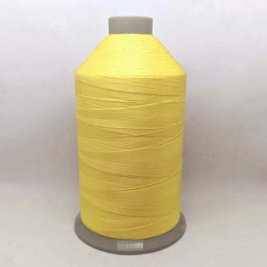 Coats Polyfil Glace 75 Sewing Thread Yellow - William Gee UK